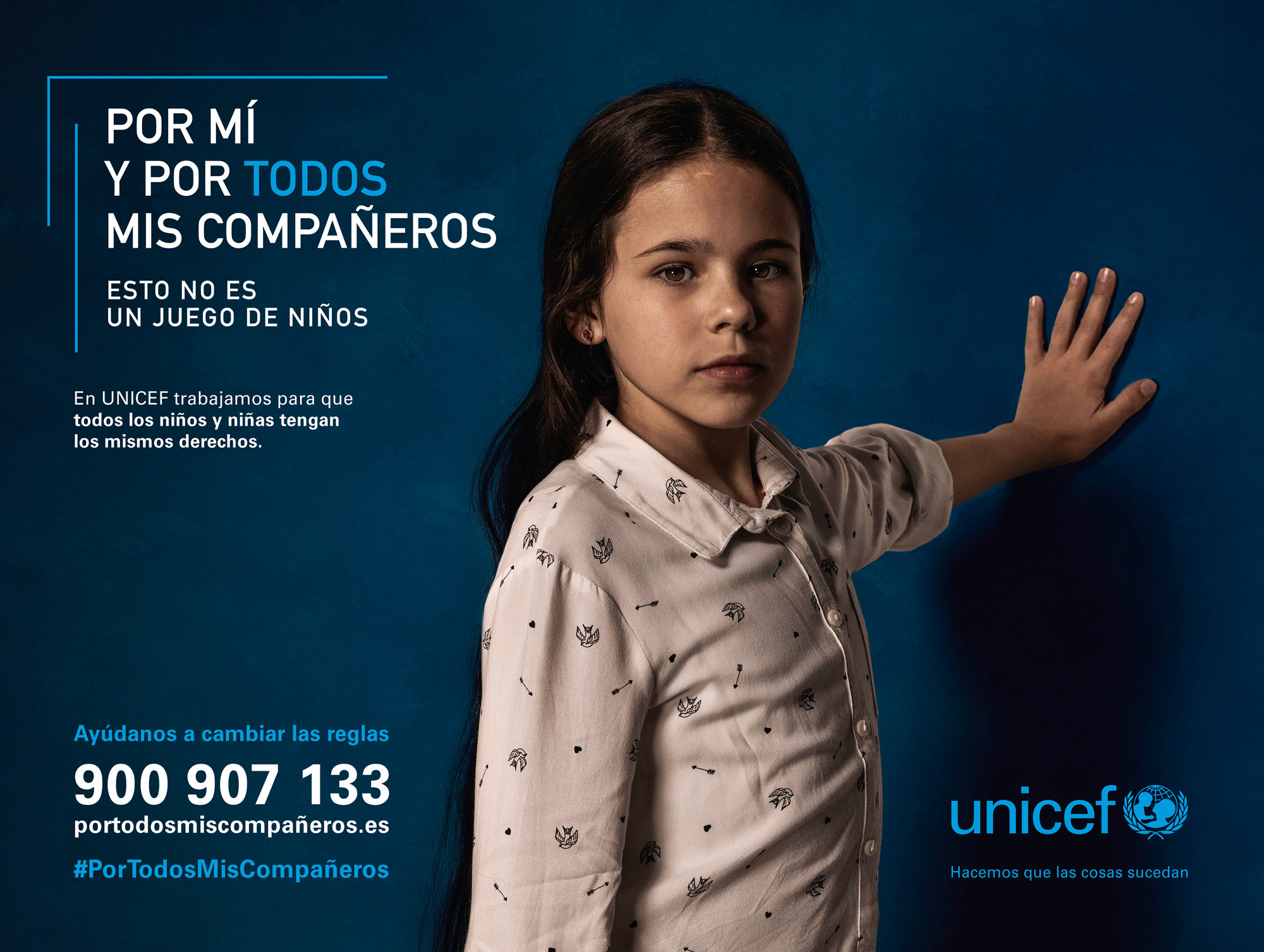 Unicef by Jorge Alvariño | Agency: Gyro: