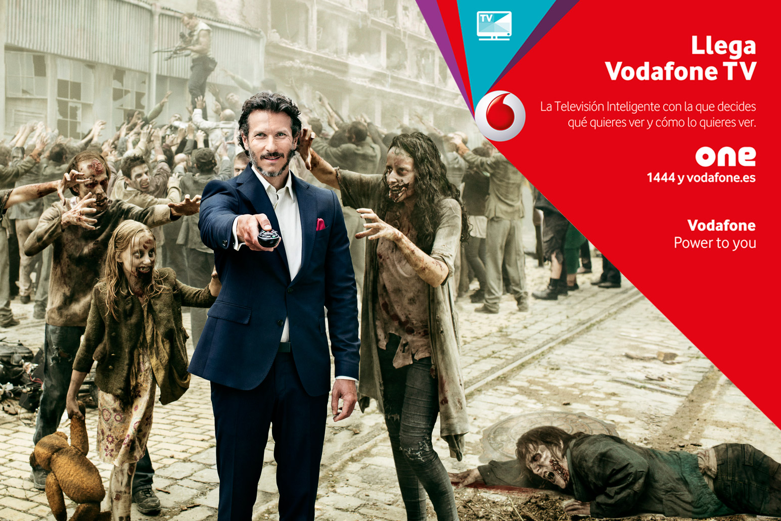 Client: Vodafone Agency: Sra RushmoreProduction: The Gang and Sunnyday