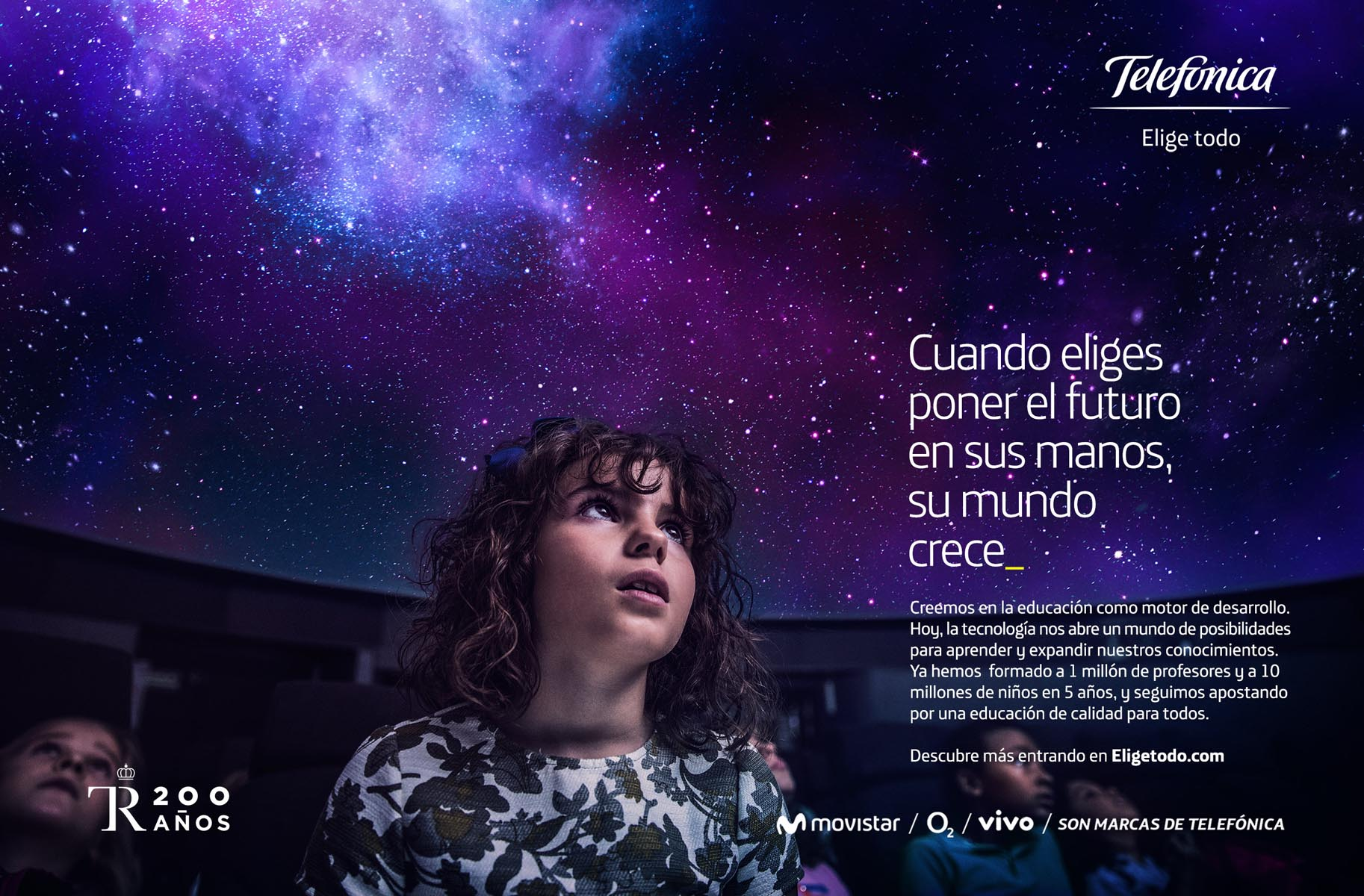 Client: Movistar  Agency: Young & RubicamProduction: Tesauro